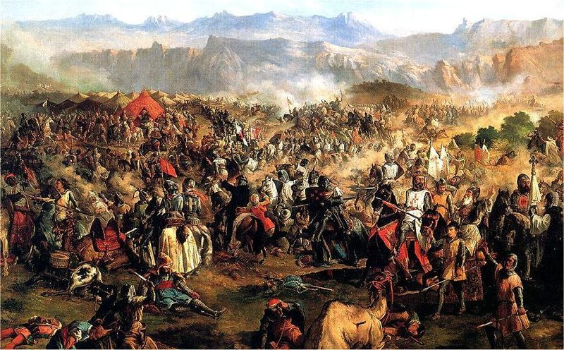 reconquista of spain essay